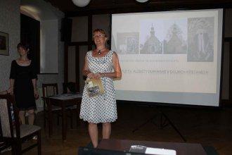 Přednáška Ester Sadivové k nové brožuře