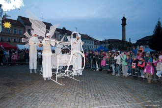 Zahájení adventu v Rumburku 2011