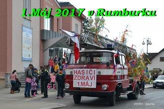 1.máj v Rumburku