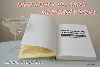 Křest knihy ke 100. výročí Rumburské vzpoury
