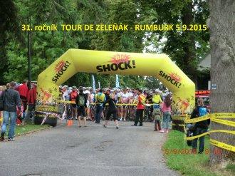 31. ročník Tour de Zeleňák