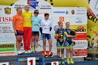 Tour de Feminin 2015