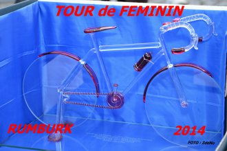 Tour de Feminin - IV. etapa Rumburské okruhy 2014