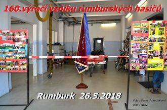 160.Výročí hasičů Rumburk