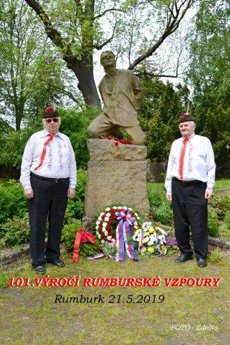 101. výročí Rumburské vzpoury