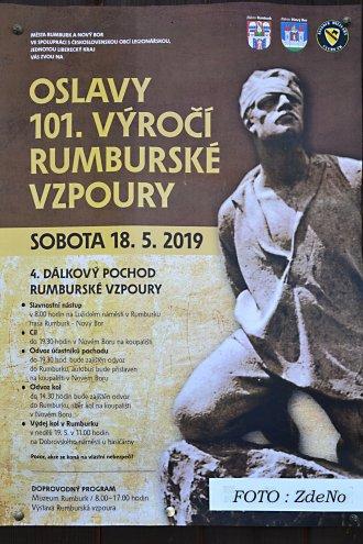 Dálkový pochod Rumburské vzpoury