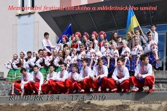 Bohemia Arabesque - Mezinárodní festival dětského a mládežnického umění, 15. - 17. 4