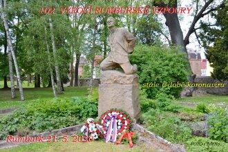 102.výročí RUMBURSKÉ VZPOURY
